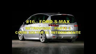 Come sostituire lampadina freccia S-Max Ford da 2003