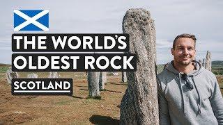 Older Than The PYRAMIDS?! Callanish Standing Stones | Isle Of Lewis, Scotland | Rabbies