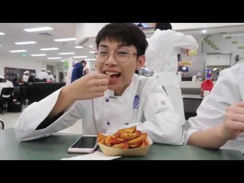 My Everyday Uni Life as a Culinary Student (LCB Melbourne Campus)