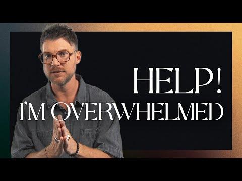 Help! Im Overwhelmed