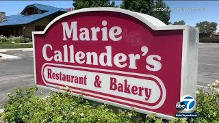 Marie Callender's closing 19 restaurants amid bankruptcy filing | ABC7