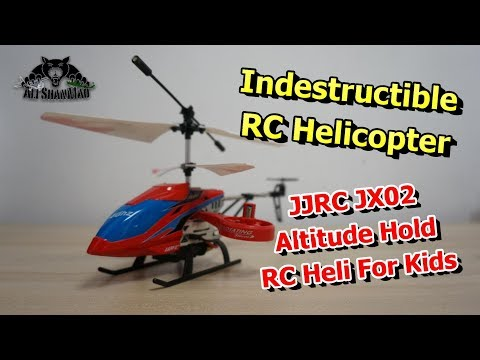 Cheap Unbreakable RC Helicopter Toy For kids Review - UCsFctXdFnbeoKpLefdEloEQ