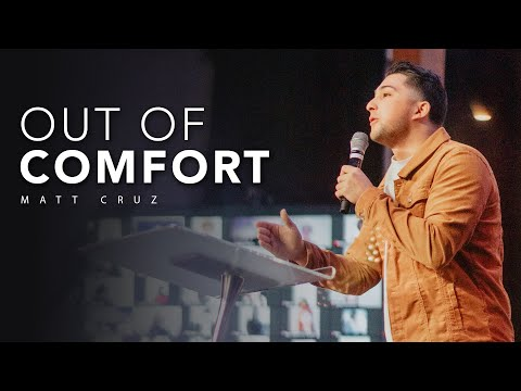 Out of the Comfort Zone - Don't Be Lukewarm  Matt Cruz