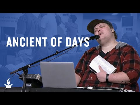 Ancient of Days -- The Prayer Room Live Moment