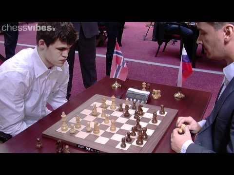 Carlsen-Morozevich, World Blitz Championship 2012 - default