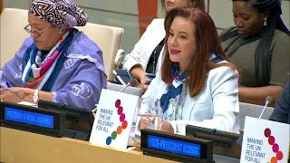 Women Face Discrimination in Every Region of the World - General Assembly President