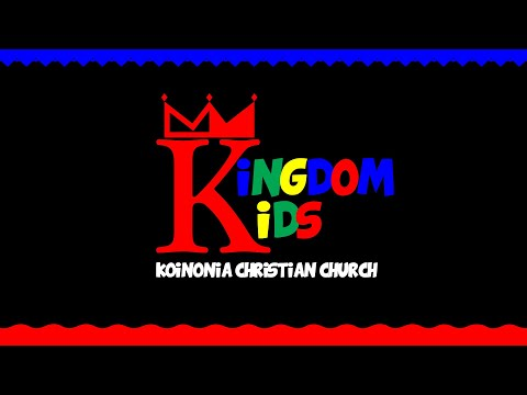 Kingdom Kids - Making Things Right With God