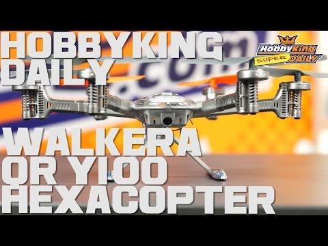 HobbyKing Super Daily - Walkera QRY100 Hexacopter - UCkNMDHVq-_6aJEh2uRBbRmw