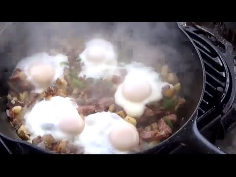 How to Cook Breakfast in One Cast Iron Skillet  One Skillet Breakfast to Die For - UCZlbqHy8lvGjryf2A-XT4ag