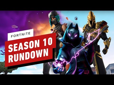 Fortnite Season 10 Everything You Need to Know - UCKy1dAqELo0zrOtPkf0eTMw