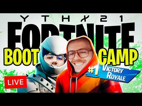 Fortnite YTHX Bootcamp  eSports  Elevation YTH