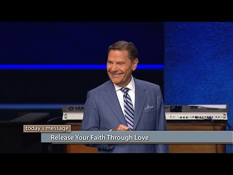 Release Your Faith Through Love
