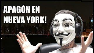 URGENTE! NUEVA YORK BAJO ATAQUE, APAGÓN COMPLETO!