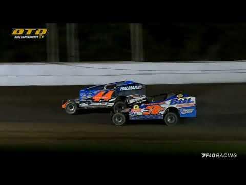 Short Track Super Series (9/18/21) at Fonda Speedway - dirt track racing video image