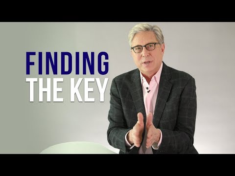 How to Find the Key