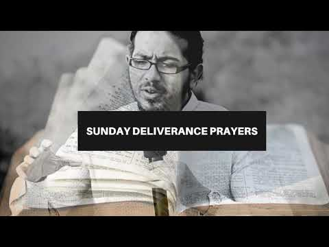 SUNDAY DELIVERANCE PRAYERS WITH EVANGELIST GABRIEL FERNANDES 22 SEPTEMBER 2019