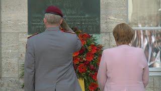 Alemania conmemora a sus héroes del atentado fallido contra Hitler   AFP