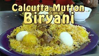 Calcutta Mutton Biryani -  Kolkata Meat Biryani