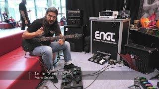 Victor Smolski - Guitar Summit 2018