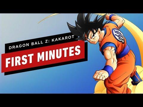 The First 17 Minutes of Dragon Ball Z: Kakarot Gameplay - UCKy1dAqELo0zrOtPkf0eTMw
