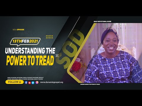 Dr Becky Paul-Enenche - SEEDS OF DESTINY  SATURDAY FEBRUARY 13, 2021