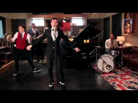 Joy To The World - Nat King Cole (Motown Christmas Cover) ft. Von Smith & Tambourine Guy - UCORIeT1hk6tYBuntEXsguLg