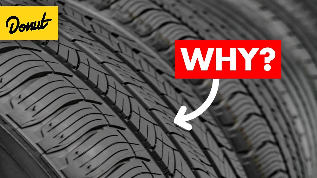 The Surprising Science Behind Tread Patterns