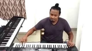Des Ragam on Keyboard - arunvijayofficial , Carnatic