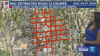 RNC to cause traffic headaches in uptown