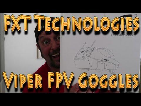 Review: FXT Viper FPV Goggles V2!!! (04.12.2019) - UC18kdQSMwpr81ZYR-QRNiDg