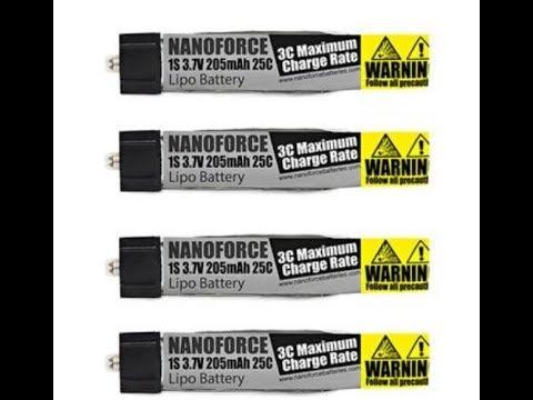 Nanoforce Whoop Batteries - UCNUx9bQyEI0k6CQpo4TaNAw