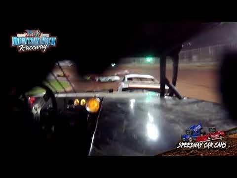 #73 Eric Honeycutt - Thunder - Mountain View Raceway 5-15-21 - InCar Camera - dirt track racing video image