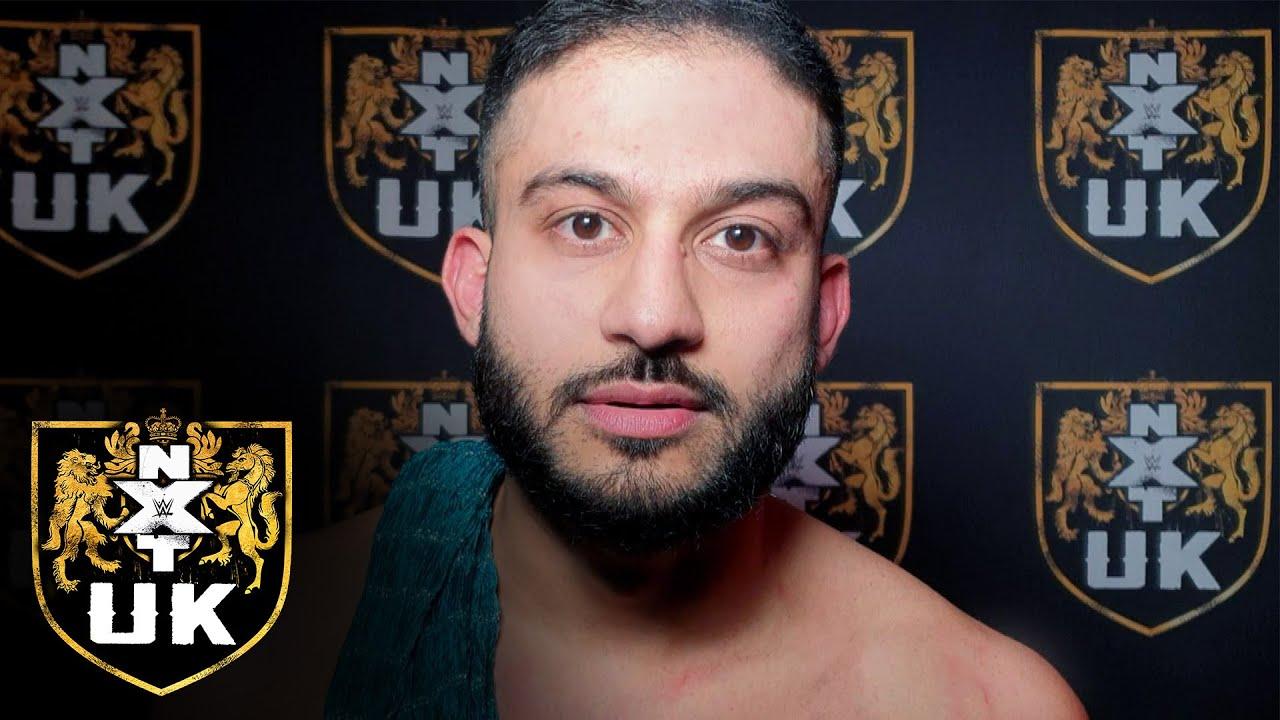 Amir Jordan isn't done with Kenny Williams: NXT UK Exclusive, April 15, 2021