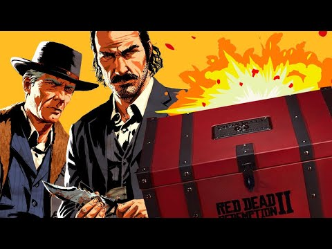 Unboxin' This Here Red Dead 2 Collector's Box! - Up at Noon Live! - UCKy1dAqELo0zrOtPkf0eTMw