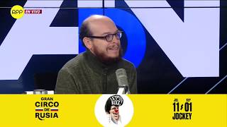 El politólogo Alberto Vergara analiza la situación política del país