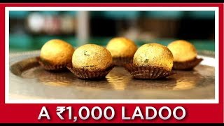 Food For Thought: That's An Expensive Ladoo!