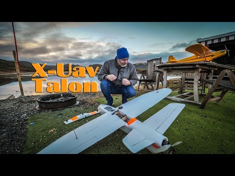 X-Uav Talon FPV Plane - Little about and Maiden Flight - UCz3LjbB8ECrHr5_gy3MHnFw