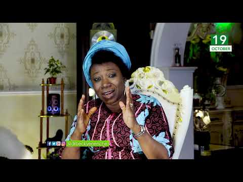 Dr Becky Paul-Enenche - SEEDS OF DESTINY  SATURDAY 19TH OCTOBER, 2019