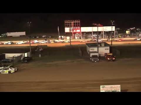07/17/21 SCDRA Feature Race - Oglethorpe Speedway Park - dirt track racing video image