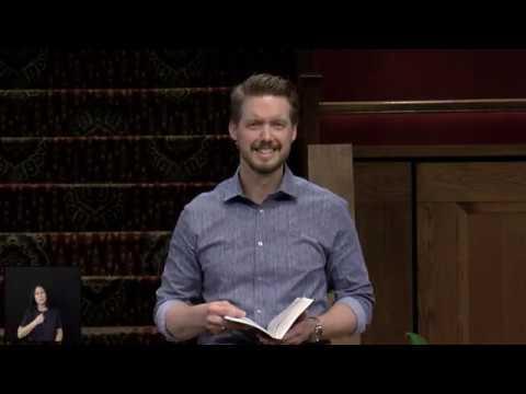Sermon - 05/03/2020 - Pastor Ben Anderson - Christ Church Nashville