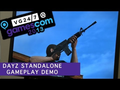 [gamescom 2013] DayZ Standalone - All New Gameplay: Stary Sobor, Weapon Tech and More. - UCRl0tzAFRKfNvAQnnfvIR9A