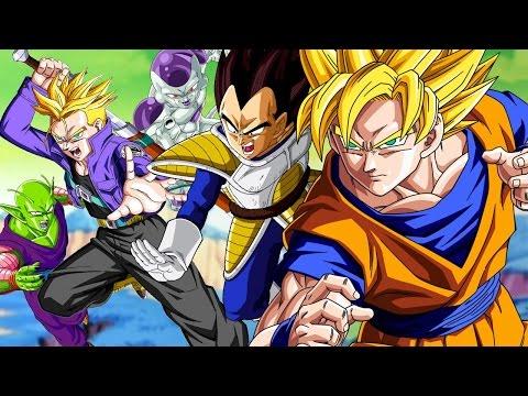 The 13 Best Fight Scenes in Dragon Ball Z - UCKy1dAqELo0zrOtPkf0eTMw