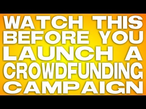 Watch This Before You Launch A Crowdfunding Campaign - A Film Courage Filmmaking Series - UCs8o1mdWAfefJkdBg632_tg