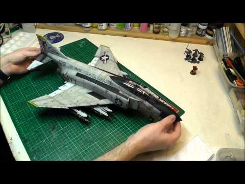 Tamiya F-4J Phantom II Marines 1/32 Scale Final Conclusion - default