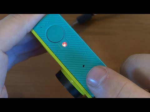 Ambarella Xiaomi Yi action camera mod hack 2304x1296 30mbps