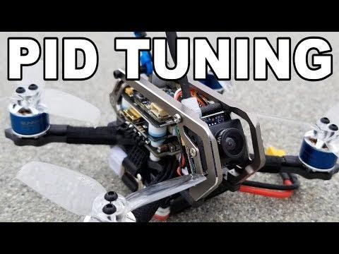 PID Tuning (Diatone GT-M2.5) 🛠️ - UCnJyFn_66GMfAbz1AW9MqbQ