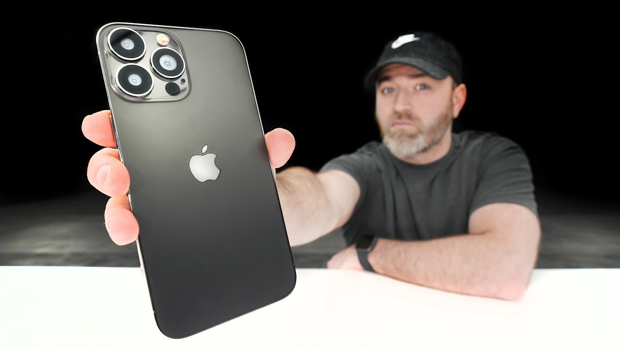 iPhone 13 Pro Max Early Look