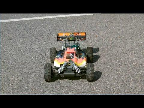 Ansmann Racing Virus 2.0 Short On Road Maiden - UCDmaPHBzr724MEhnOFUAqsA
