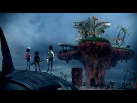 Gorillaz - On Melancholy Hill (Official Video) - UCfIXdjDQH9Fau7y99_Orpjw