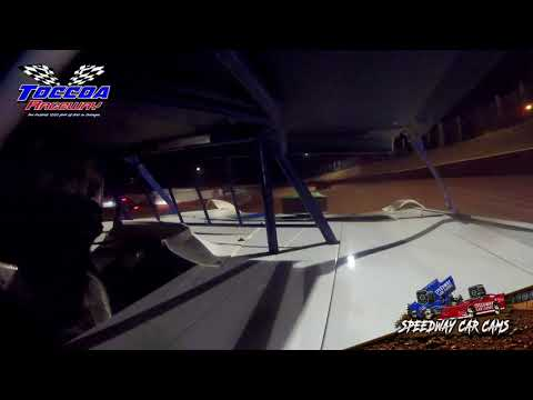 #K0 Caylan Kettle - 602 Chargers - 10-23-21 Toccoa Raceway - In-Car Camera - dirt track racing video image